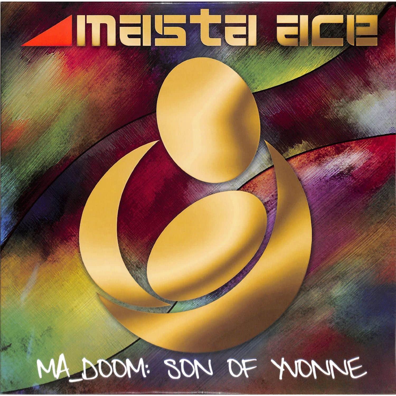 Masta Ace & MF DOOM - MA DOOM : SON OF YVONNE