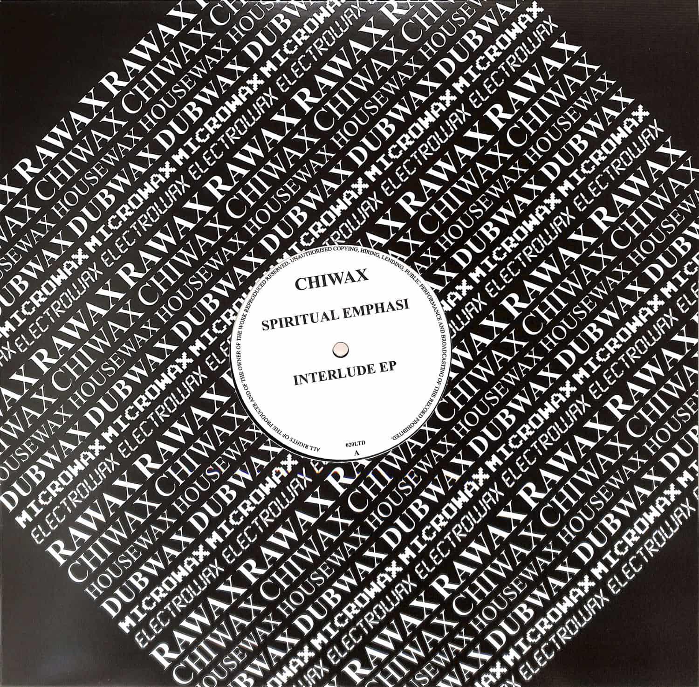 Spiritual Emphasi - INTERLUDE EP