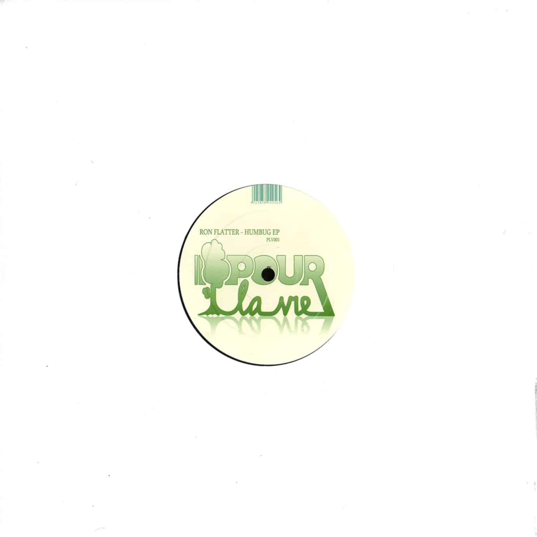 Ron Flatter - HUMBUG EP
