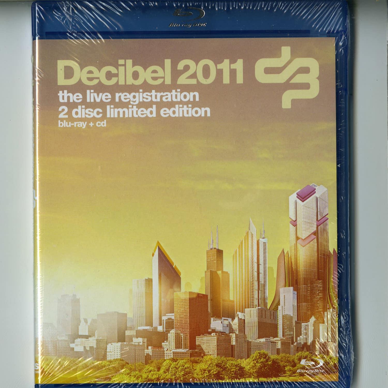 Various Artists - DECIBEL 2011