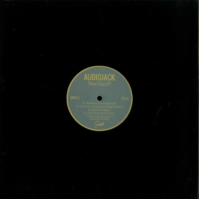Audiojack - THESE DAYS EP