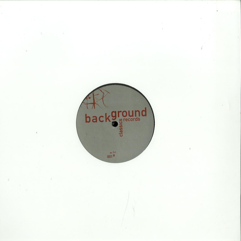 Andy Vaz / Kit Clayton / Todd Sines / Rhythm Maker - BACKGROUND CLASSICS VOLUME 1