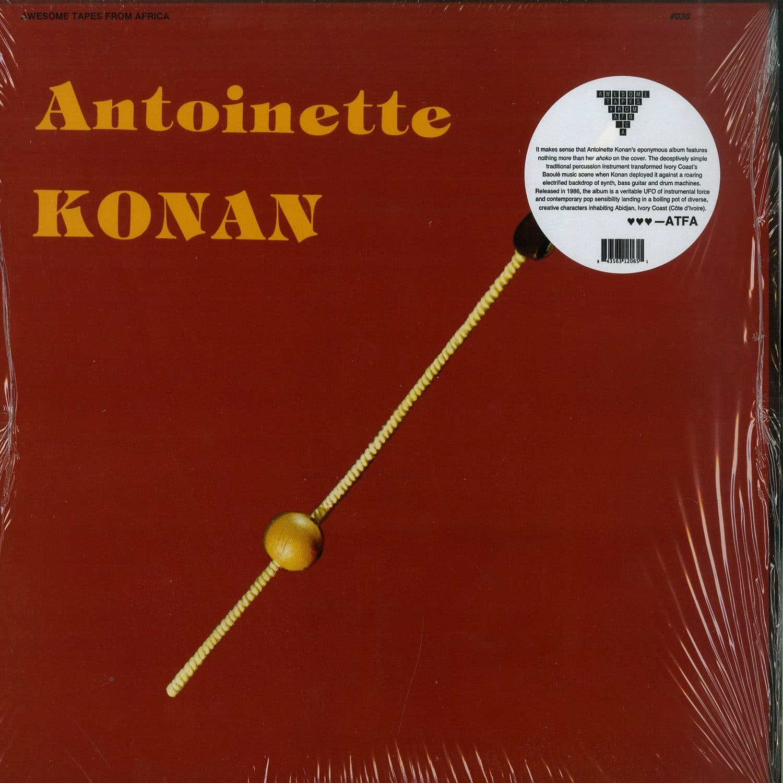 Antoinette Konan - ANTOINETTE KONAN