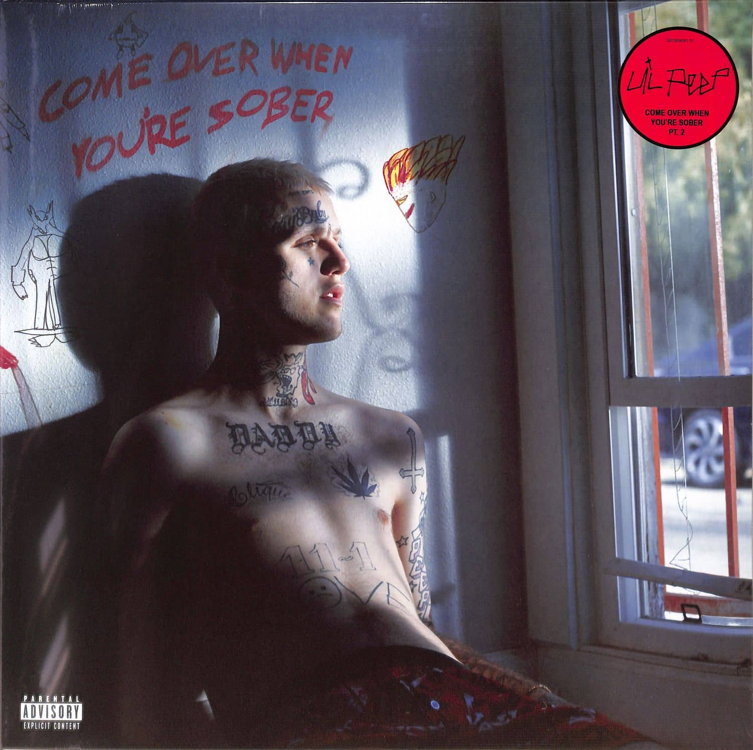 Lil Peep - COME OVER WHEN YOURE SOBER, PT.2