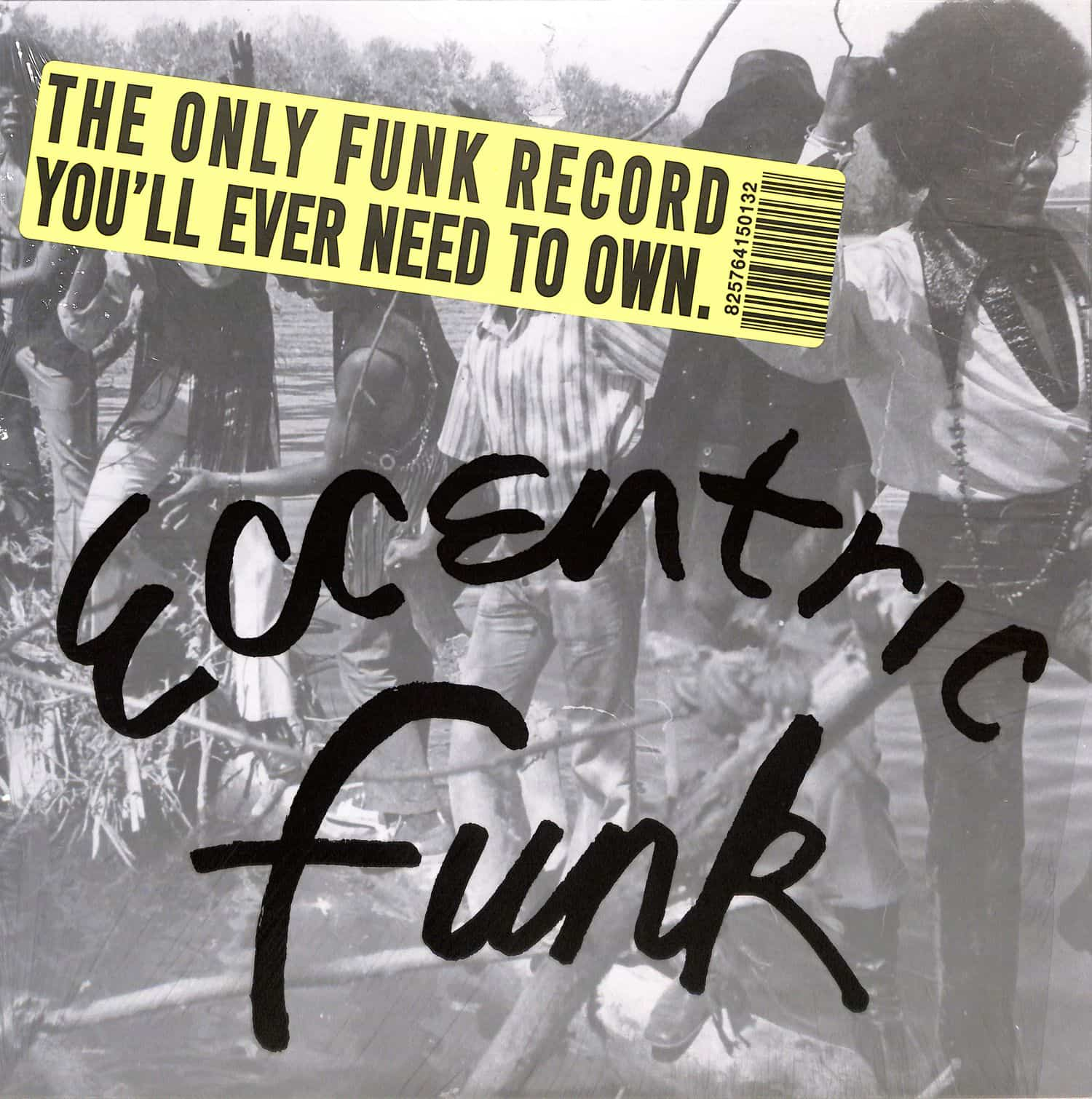 Various Artists - ECCENTRIC FUNK