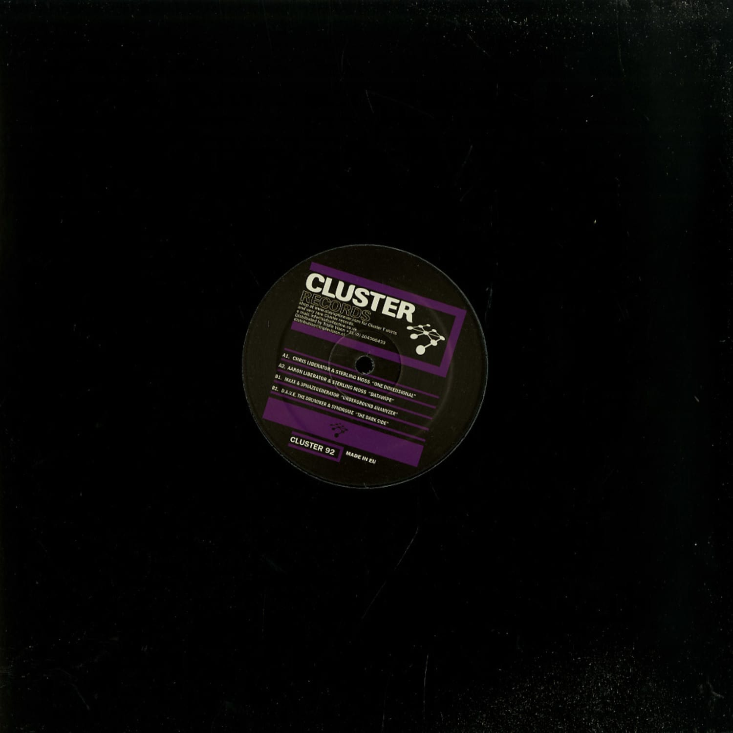Various Artists - CLUSTER 92