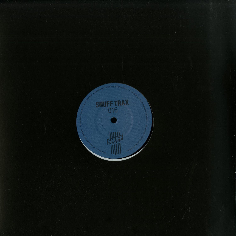 Andrew Soul - THE WIDE RANGE OF EXPIRIENCE EP