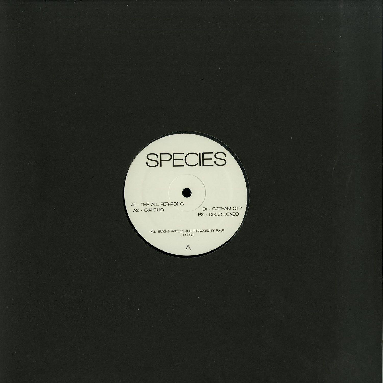 Re-UP - SPECIES 001