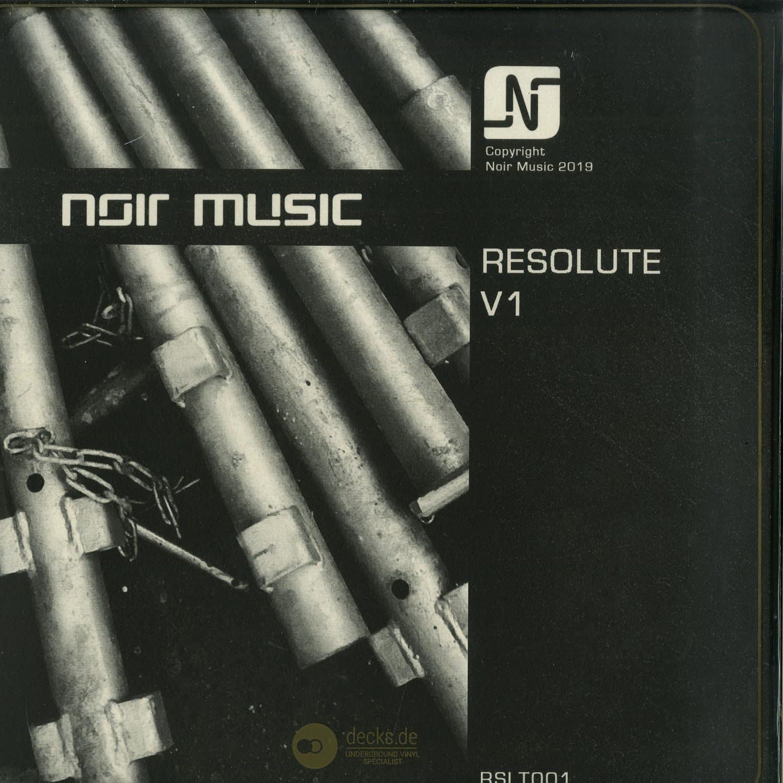 Noir Music - RESOLUTE V1