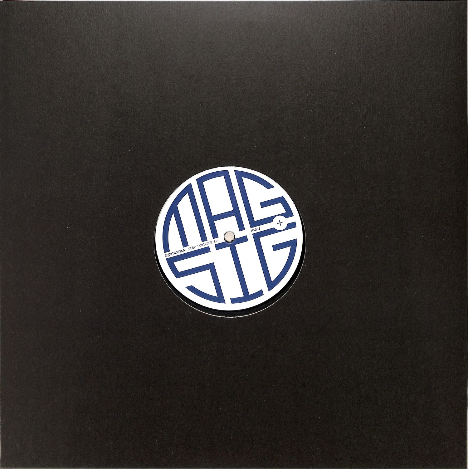 Aquatronics - DEEP HORIZONS EP