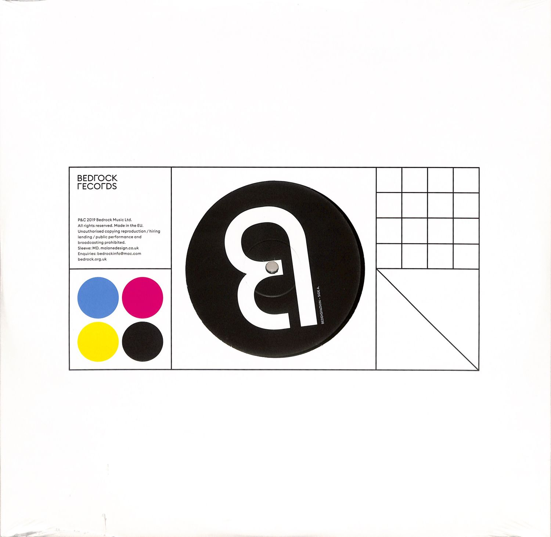 Miles Atmospheric - DEFINING CIRCLES EP
