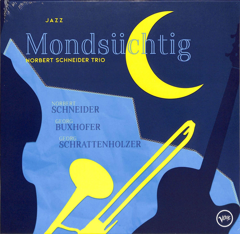 Norbert Schneider Trio - MONDSÜCHTIG