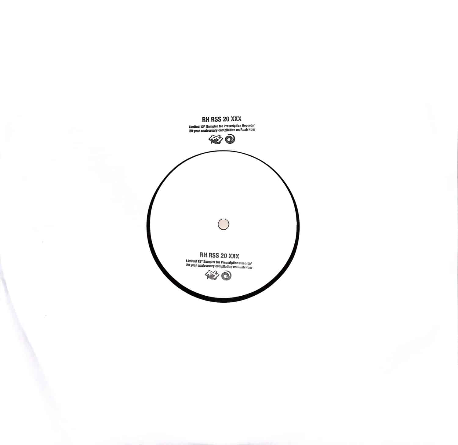 Ron Trent - PRESCRIPTION UNDERGROUND EP