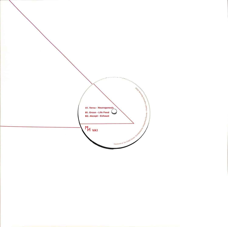 Various Artists - MHVA1