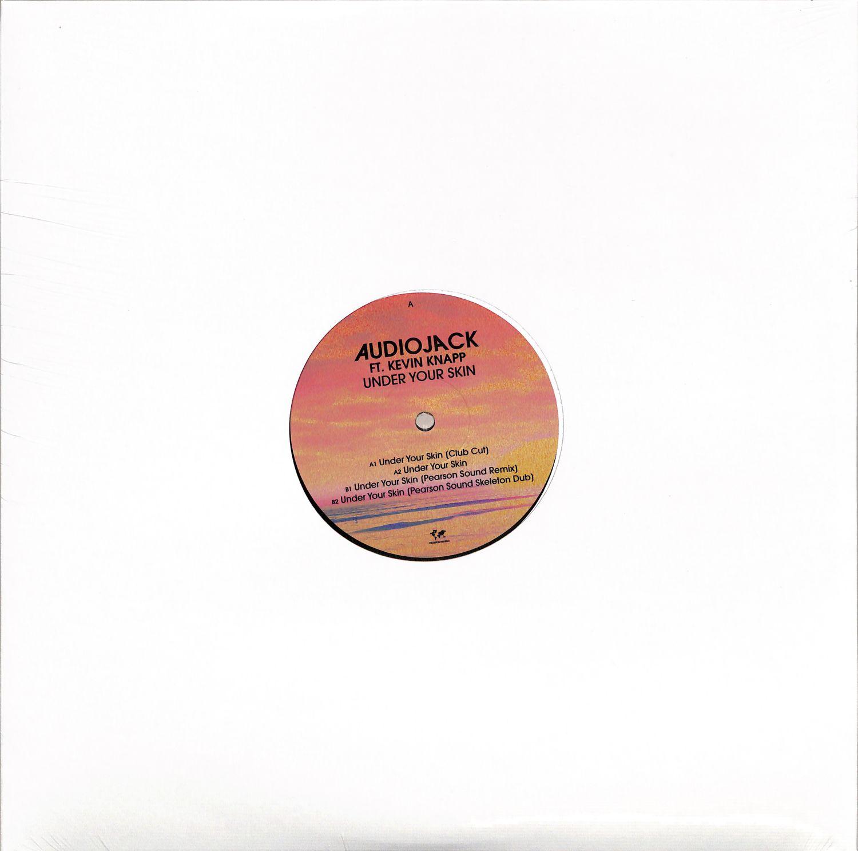 Audiojack ft Kevin Knapp - UNDER YOUR SKIN