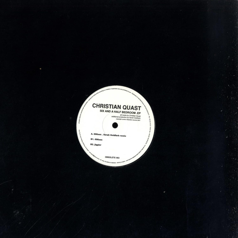 Christian Quast - SIX AND A HALF BEDROOM EP