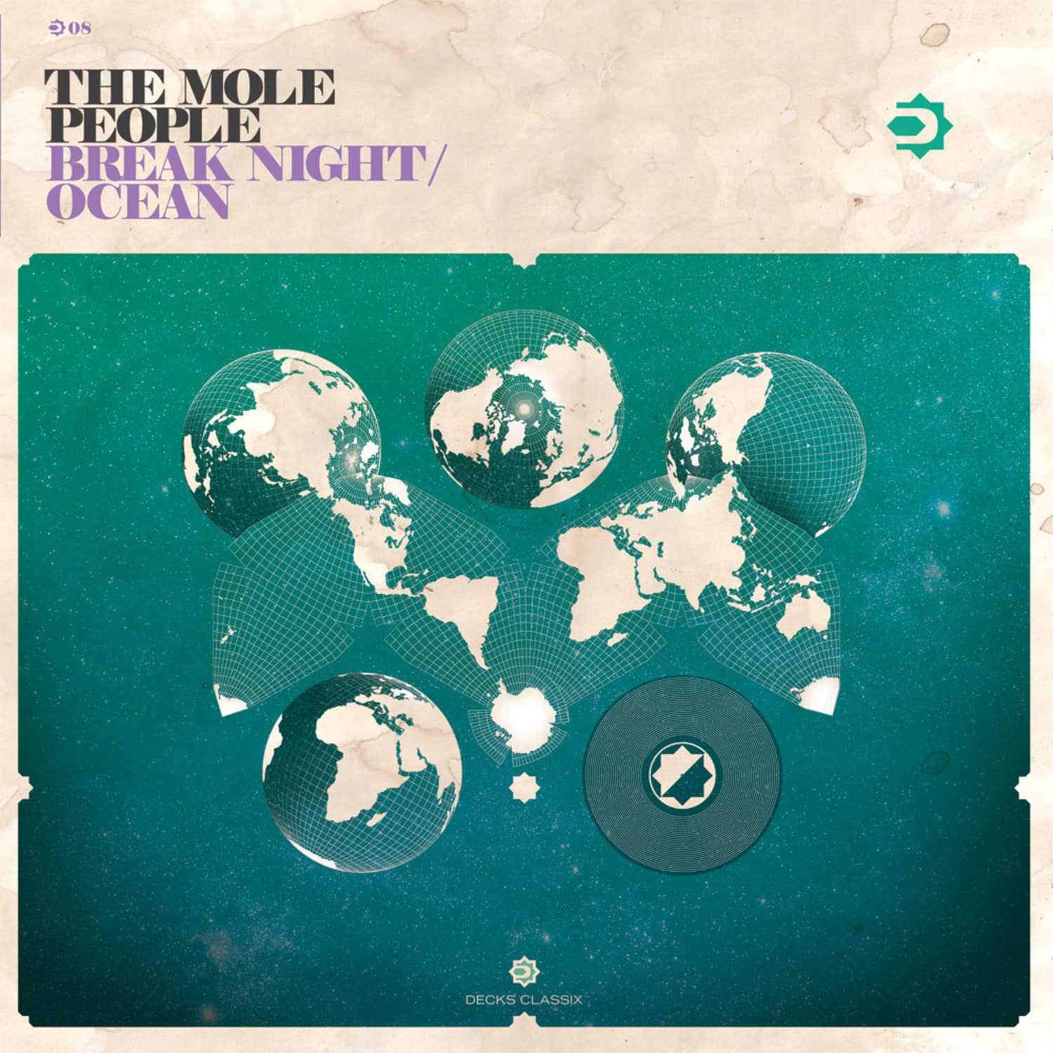 The Mole People - BREAK NIGHT / OCEAN