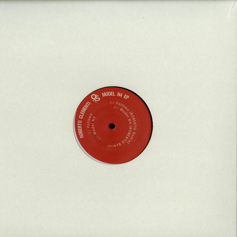 Roberto Clementi - MODEL N4 EP