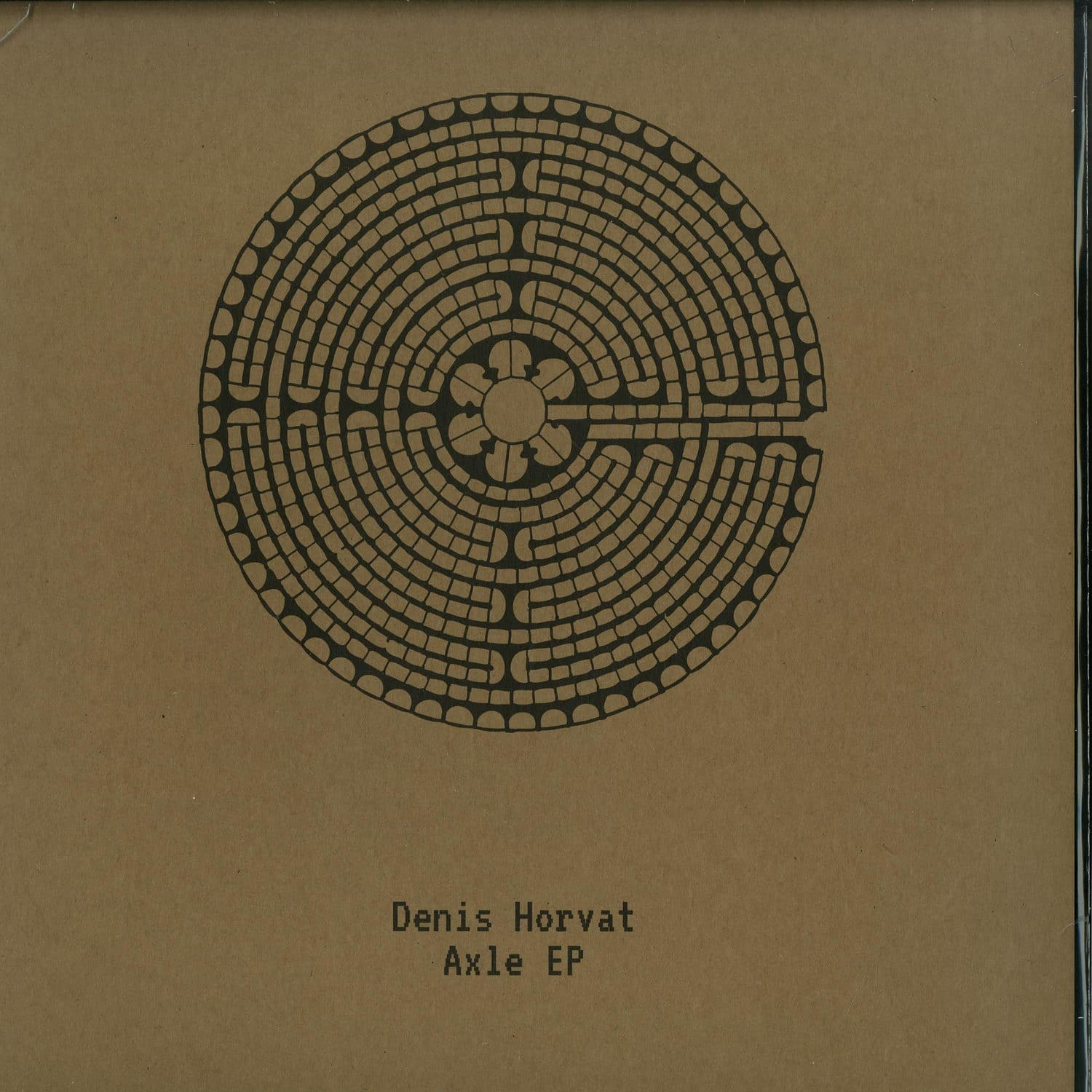 Denis Horvat - AXLE EP