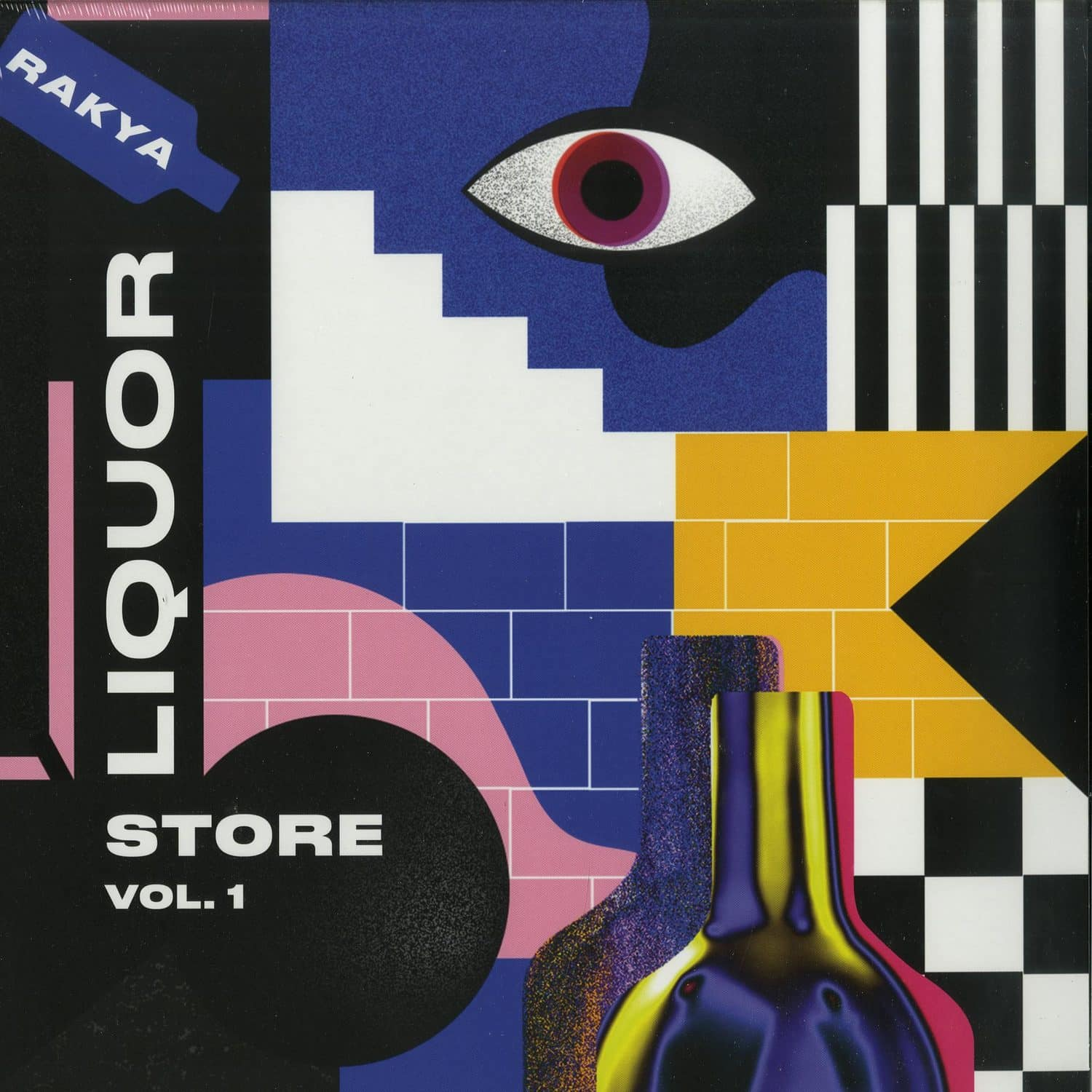 Charonne, Loop Exposure - RAKYA LIQUOR STORE VOL.1