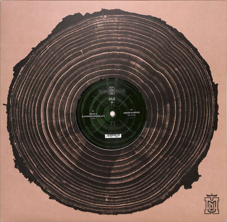 Various Artists - MUNA MUSIK 012 LTD