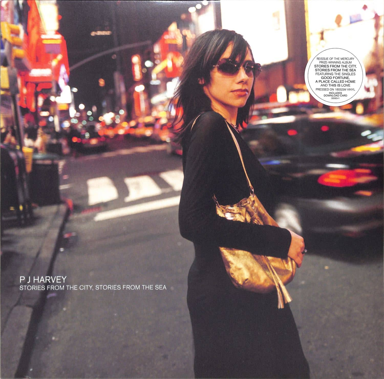 PJ Harvey - STORIES FROM THE CITY,STORIES FROM THE SEA