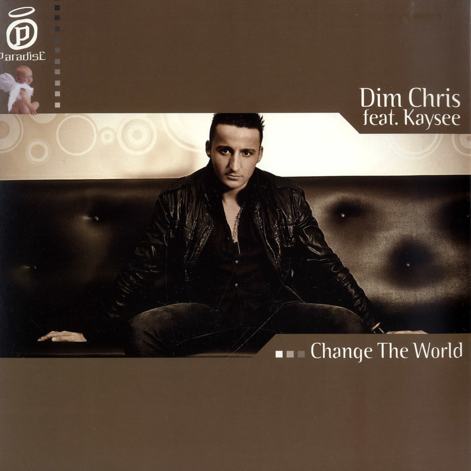 Dim Chris feat. Kaysee - CHANGE THE WORLD