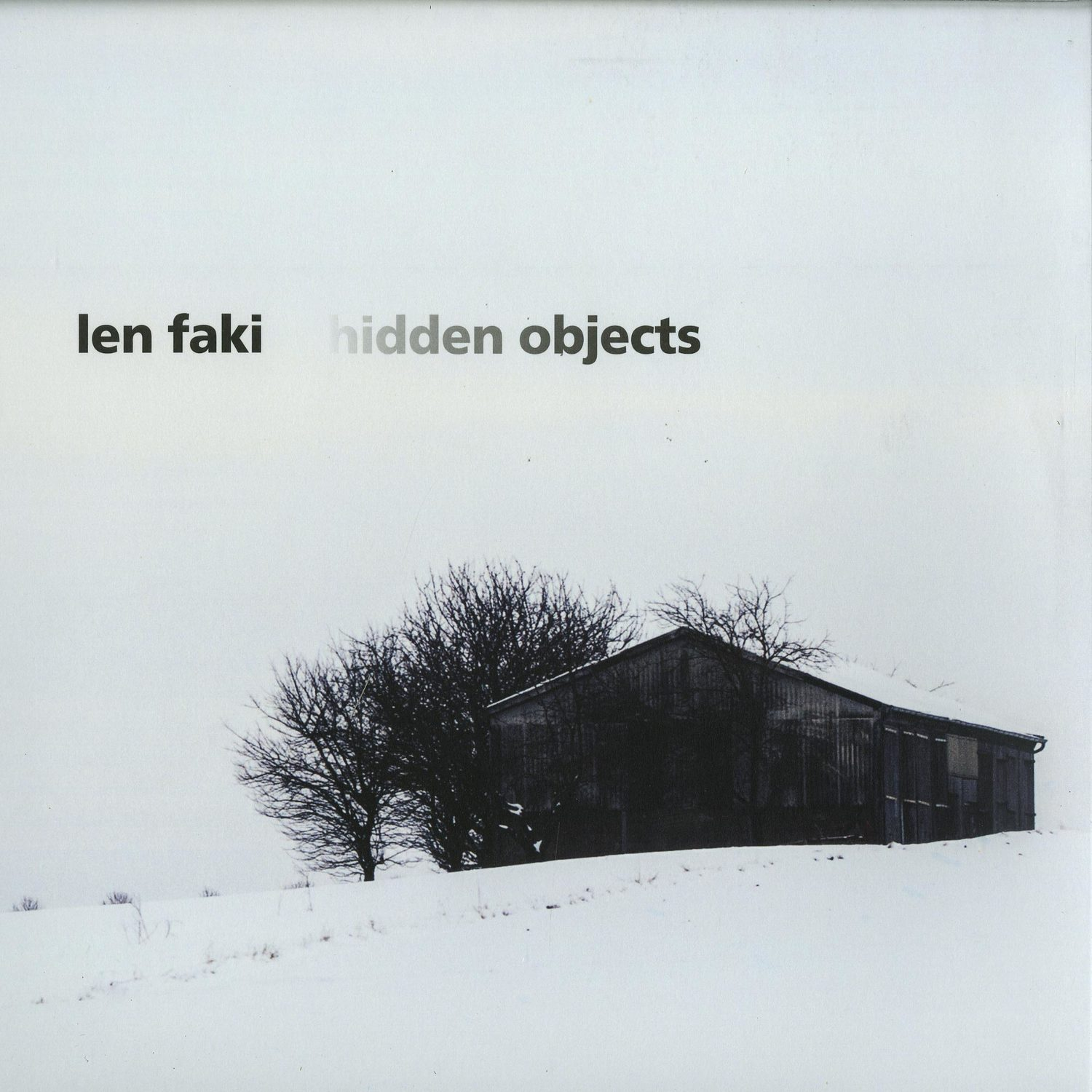 Len Faki - HIDDEN OBJECTS
