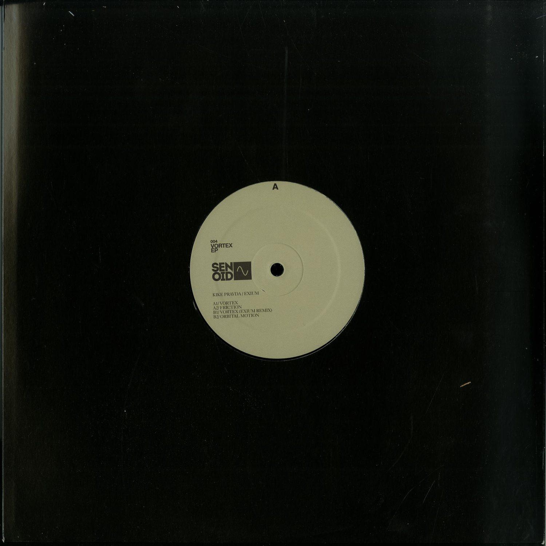 Kike Pravda - VORTEX EP