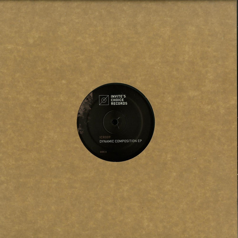 Eric Fetcher - DYNAMIC COMPOSITION EP