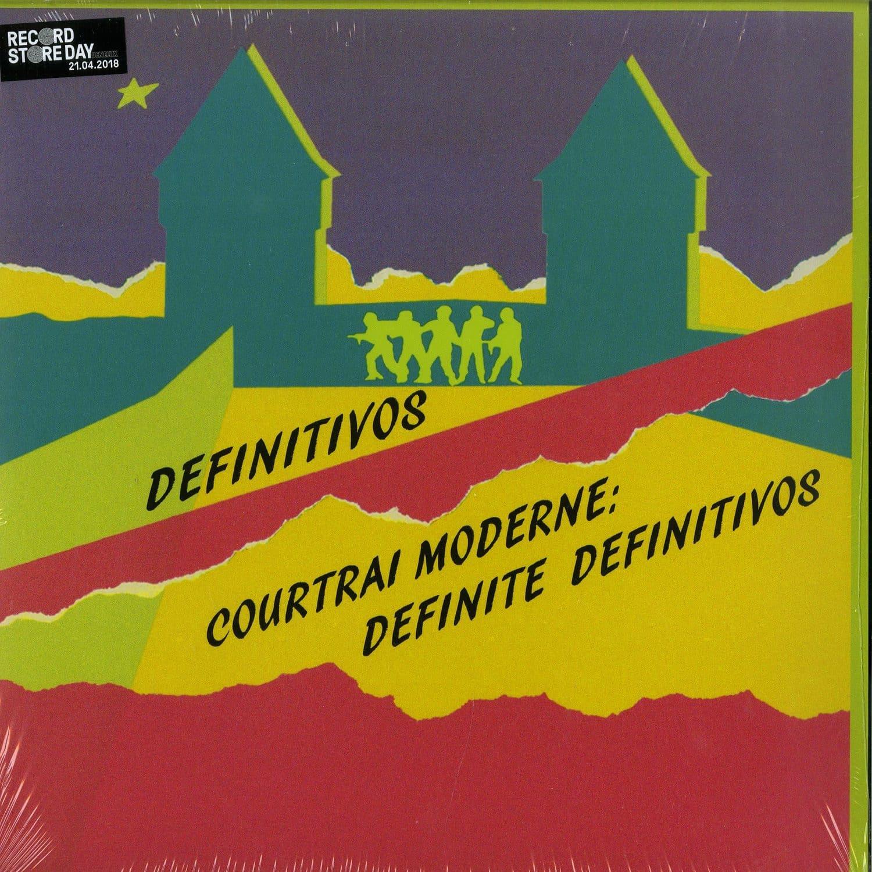 Definitivos - COURTRAI MODERN: DEFINITE DEFINITIVOS