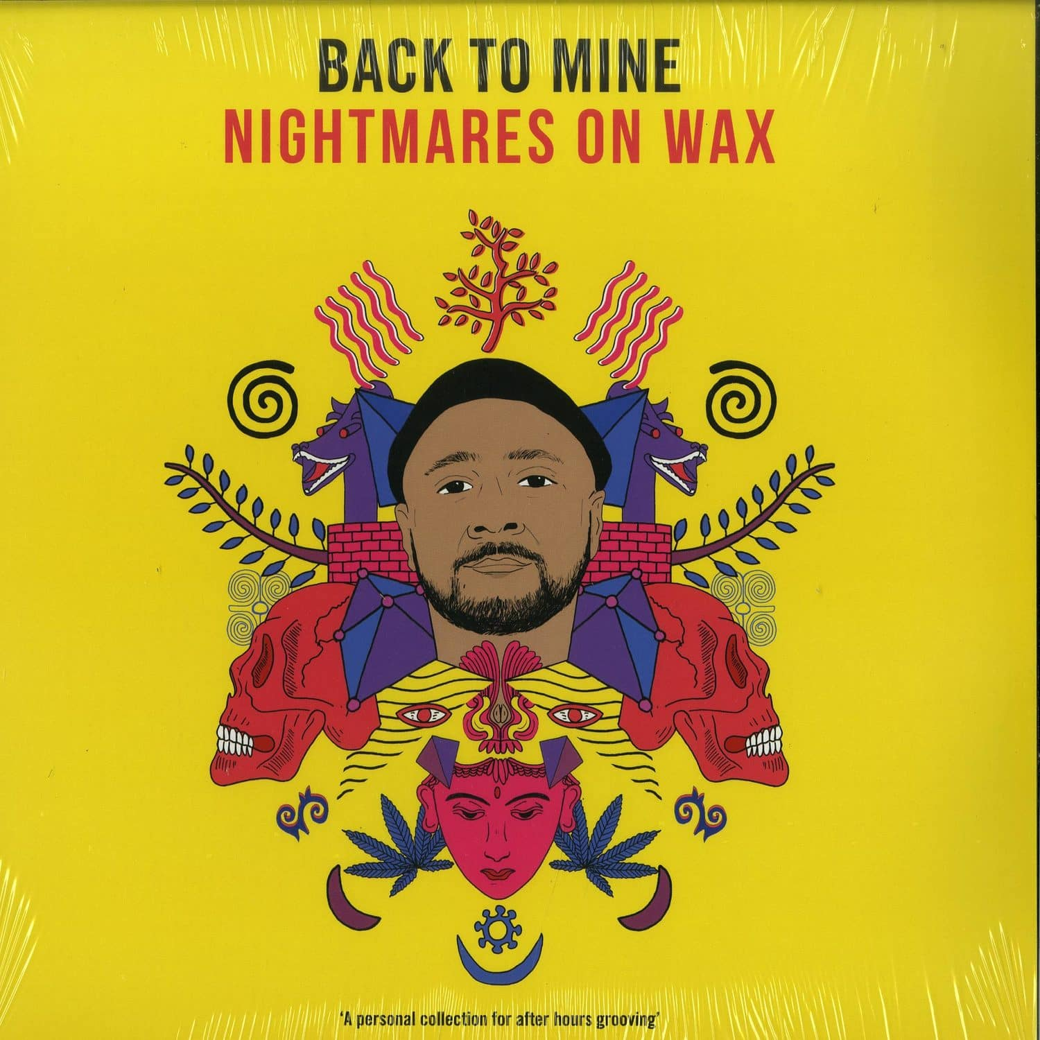 Nightmares On Wax Presents - BACK TO MINE