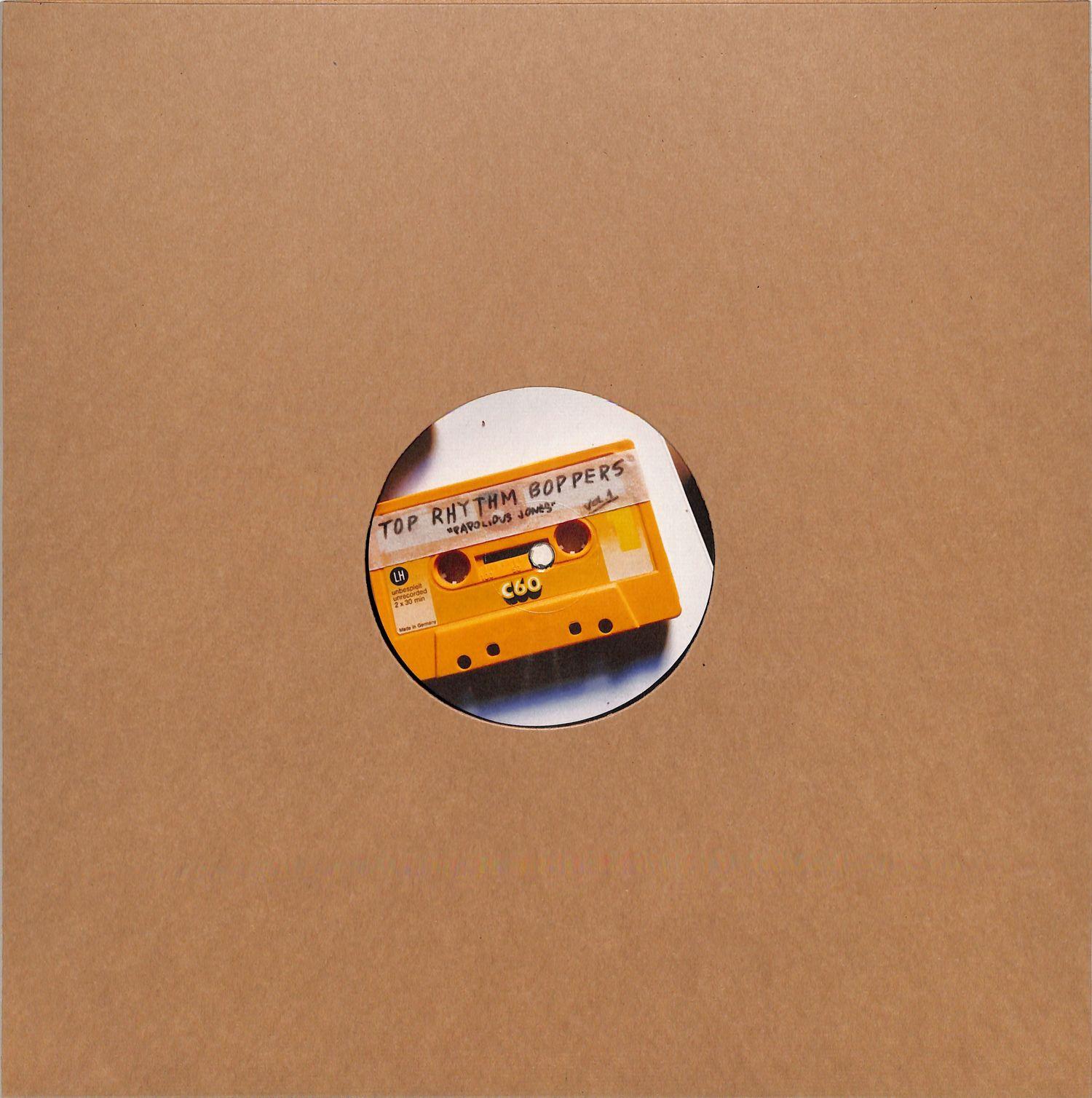 Papolious Jones - VOLUME ONE
