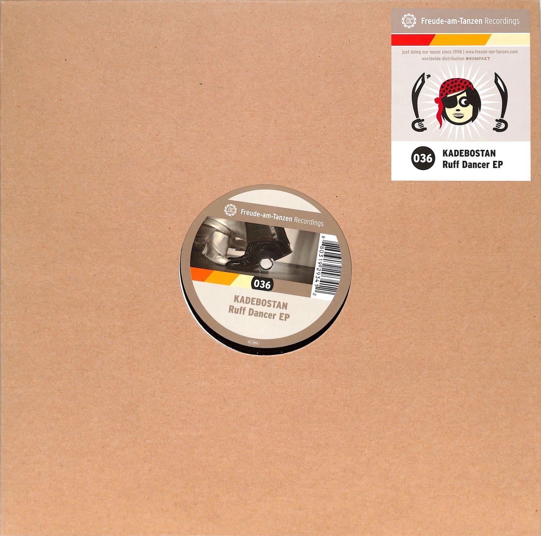 Kadebostan - RUFF DANCER EP