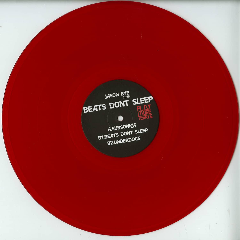 Jason Bye - BEATS DONT SLEEP