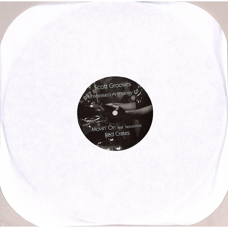 Scott Grooves - UNRELEASED ANTHOLOGY