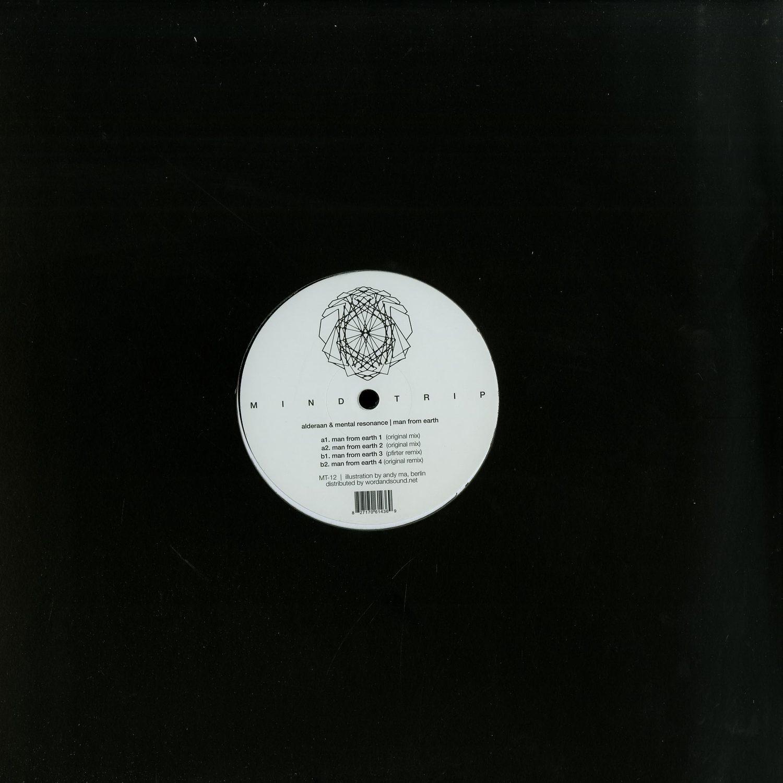 Alderan Mental Resonance - MAN FROM EARTH EP