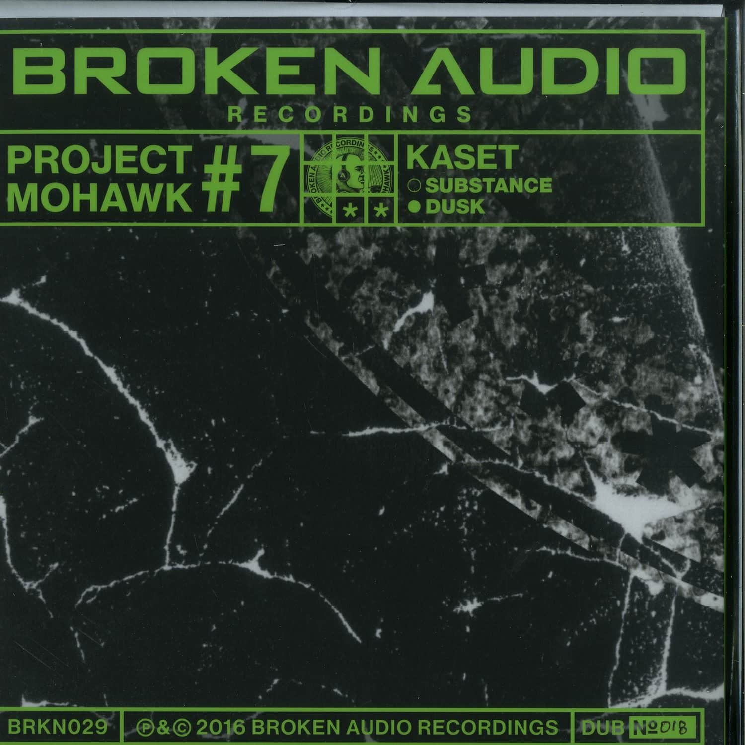 Kaset - PROJECT MOHAWK 7