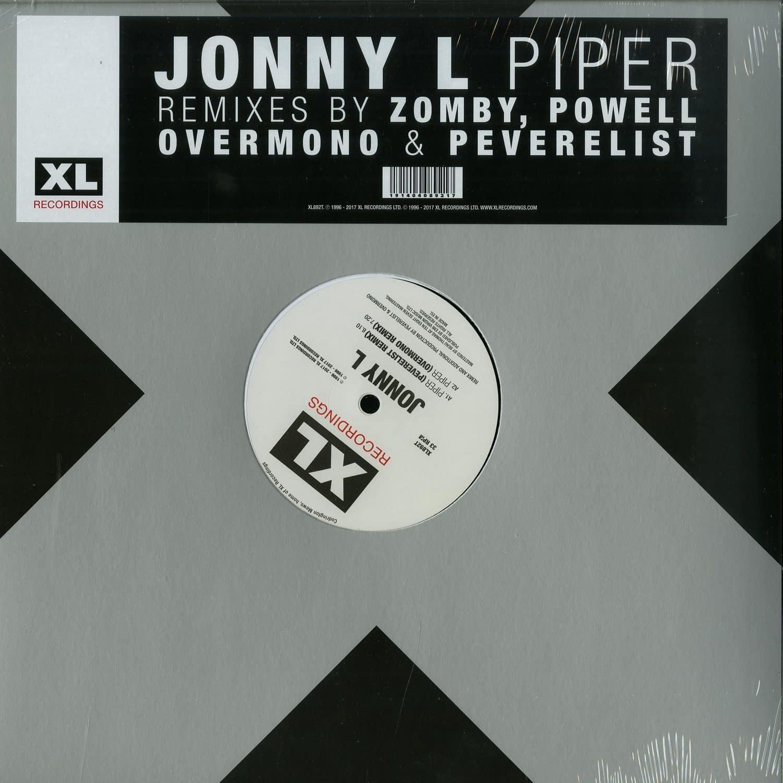 Jonny L - PIPER