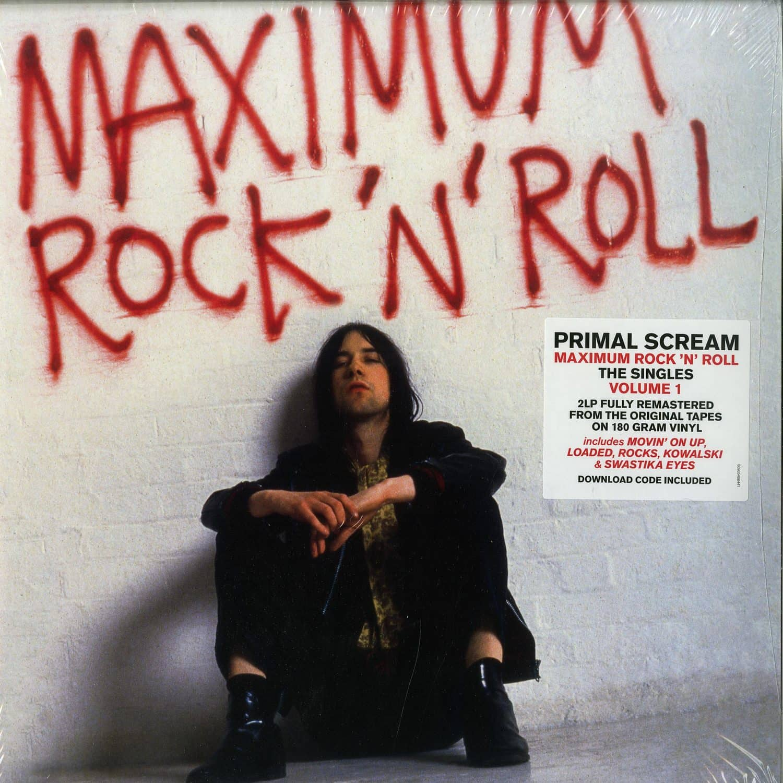 Primal Scream - MAXIMUM ROCK N ROLL: THE SINGLES VOLUME 1