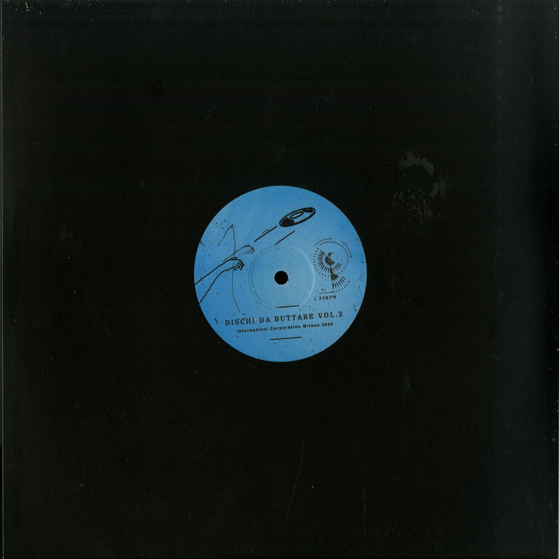 Various Artists - DISCHI DA BUTTARE VOL.2