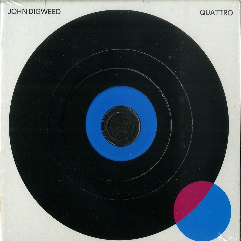 Various Artists - JOHN DIGWEED - QUATTRO