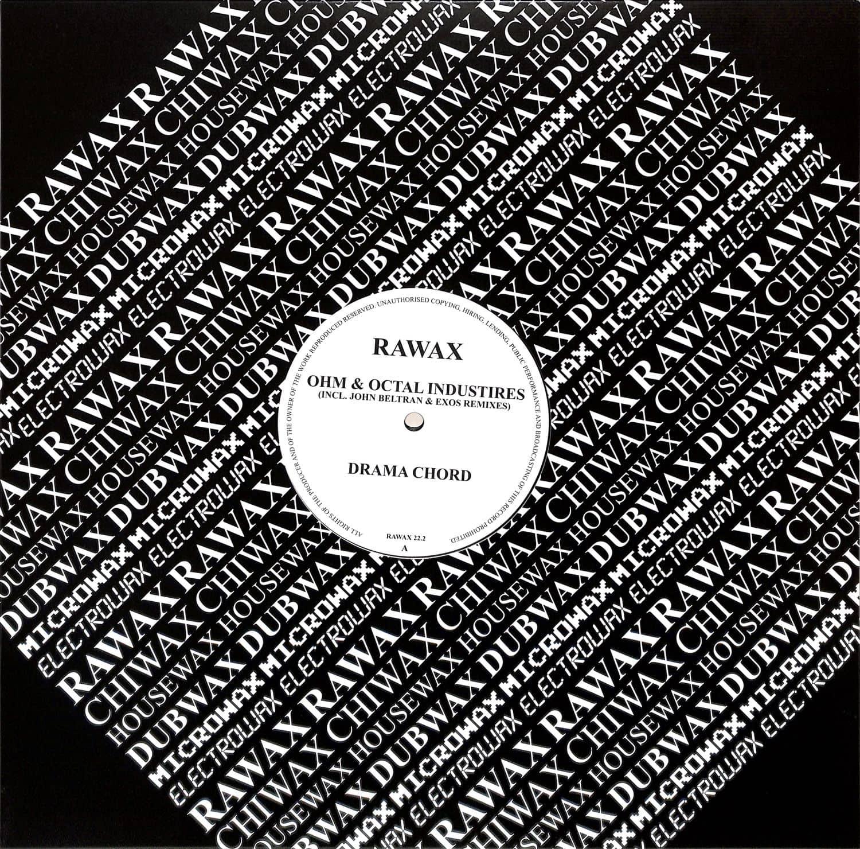 OHM & Octal Industries - DRAMA CHORD