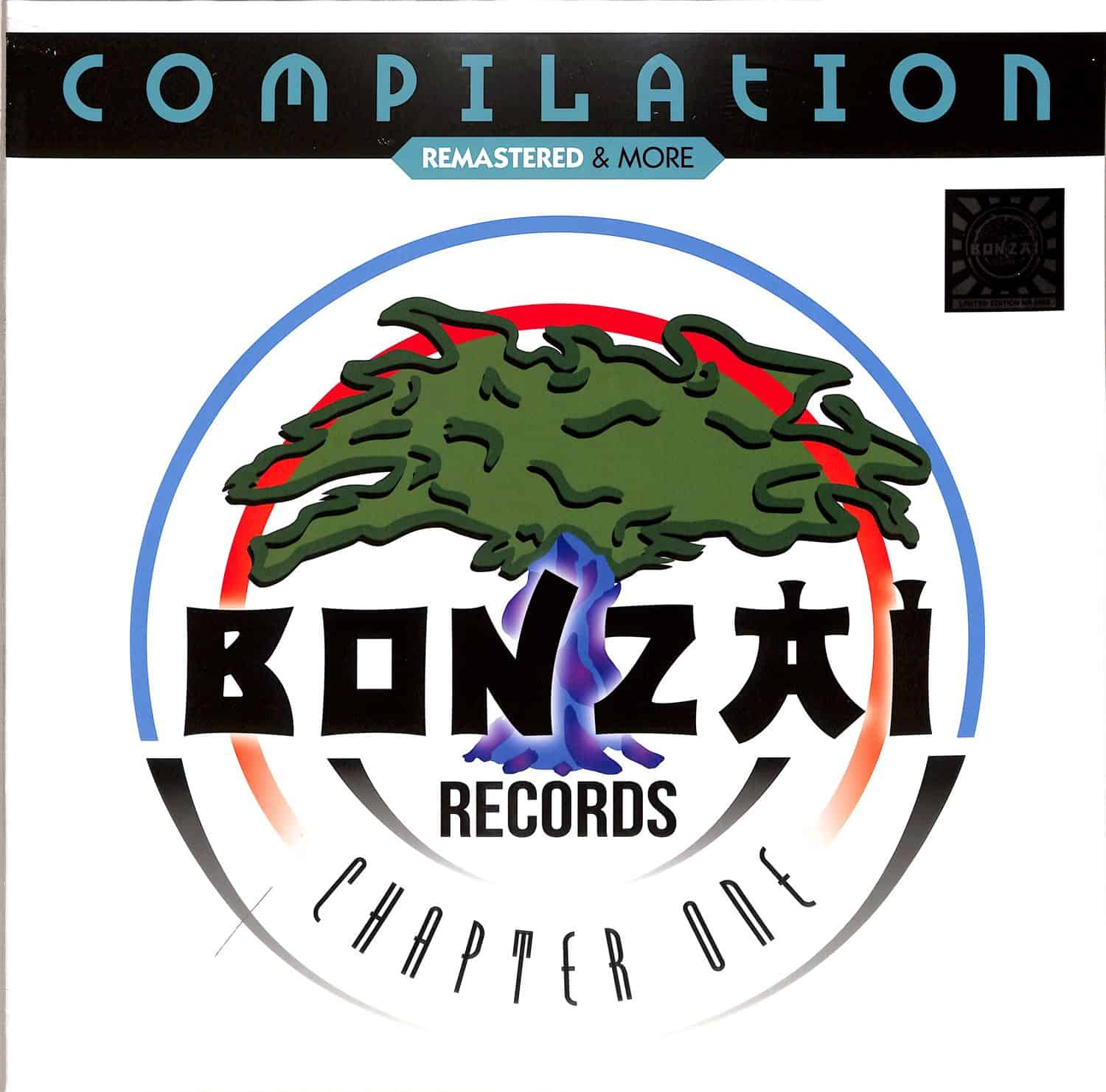 Various Artists - BONZAI COMPILATION - CHAPTER ONE