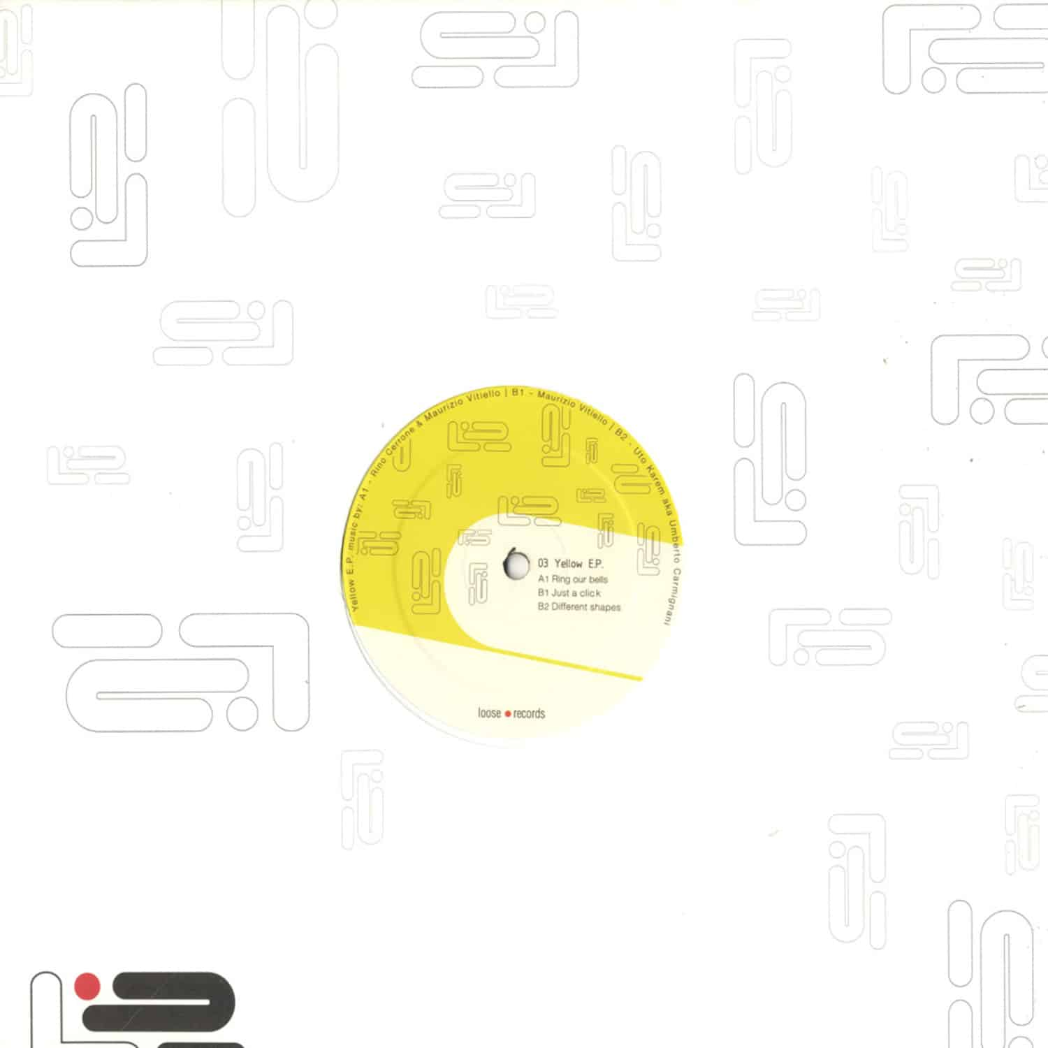 Various Artists - YELLOW EP