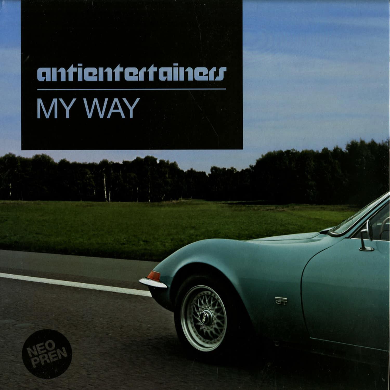 Antientertainers - MY WAY