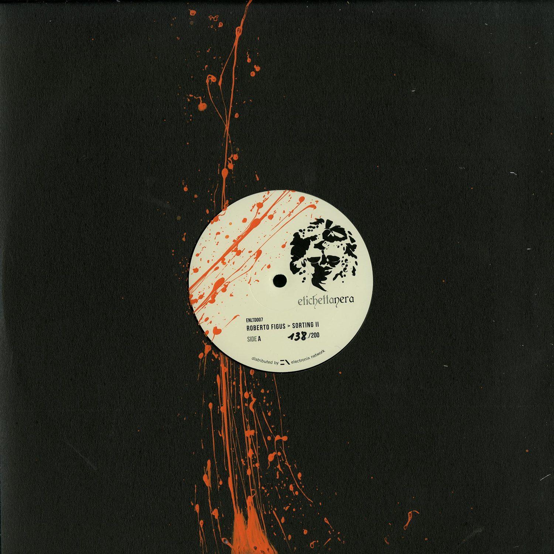 Roberto Figus - SORTING II