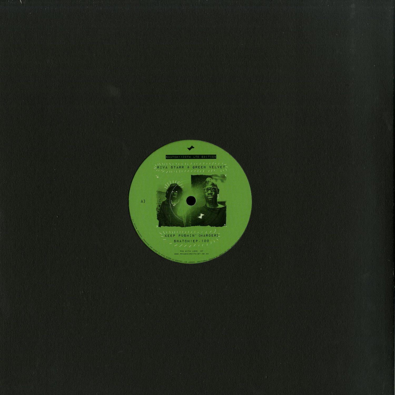 Riva Starr & Green Velvet - KEEP PUSHIN