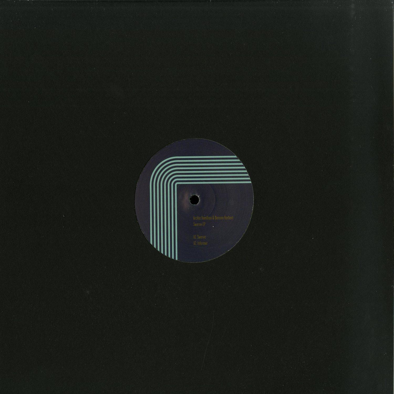 Archie Hamilton & Benson Herbert - SWERVE EP