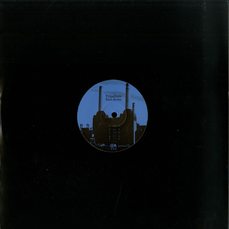 14anger & Dep Affect - JOURNEY INTO RAVE EP